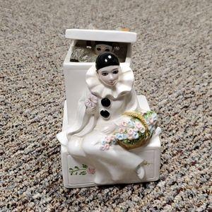 Schmid Pierrot Love music box